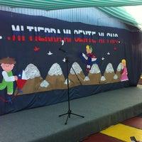 Photo taken at Jardin Infantil Creceres by Jaime V. on 9/14/2012