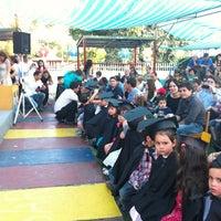 Photo taken at Jardin Infantil Creceres by Jaime V. on 12/21/2012