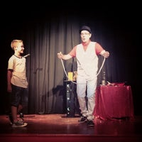 Foto tomada en Teatre El Rey de la Magia por José Manuel G. el 8/15/2014