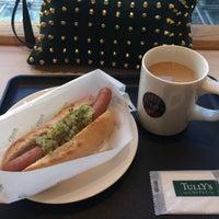 12/31/2015にsakiko o.がTully's Coffee with Uで撮った写真