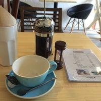 Photo taken at himachi cafe&dining by sakiko o. on 9/9/2014