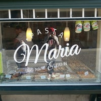 Photo taken at Pasta Maria by Edd S. on 7/2/2014