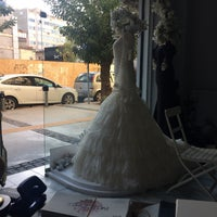 Photo taken at Murat Acar Haute Couture by Simge İ. on 10/31/2017