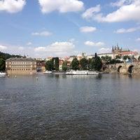 Photo taken at Prague by Юля К. on 7/29/2013