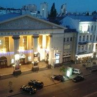 Снимок сделан в Кинотеатр «Киев» пользователем Natalia A. 5/6/2013