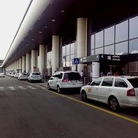 Photo taken at Milan Malpensa Airport (MXP) by Sergey L. on 6/22/2013