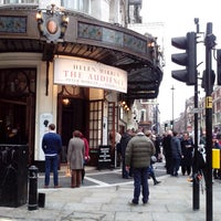 Photo taken at Gielgud Theatre by Sergey L. on 3/9/2013