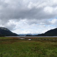 Photo taken at Loch Leven by Sergey L. on 7/27/2014