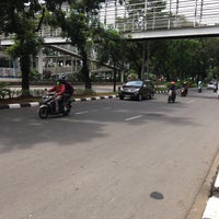 Photo taken at Jl.Sudirman by Janner A. on 3/8/2017