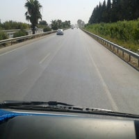 Photo taken at Antalya - Alanya Yolu by Özgür Y. on 8/16/2013