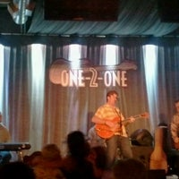 Photo taken at One-2-One Bar by Way P. on 3/18/2013