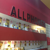 Photo taken at Allphones by LiMei C. on 3/25/2013