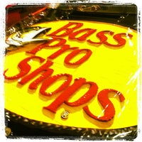 Photo taken at Bass Pro Shops by Travis T. on 3/23/2013