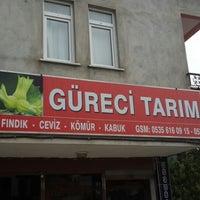 Photo taken at Güreci Tarım by Cem G. on 10/16/2013