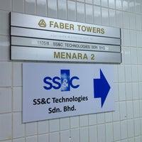 Photo taken at Menara 2, Faber Towers by §ýãh ß. on 4/11/2013