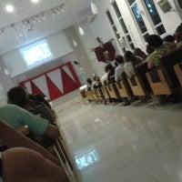 Photo taken at Igreja Presbiteriana de Vila Formosa by Mauricio D. on 4/12/2014