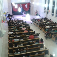 Photo taken at Igreja Presbiteriana de Vila Formosa by Mauricio D. on 11/9/2013