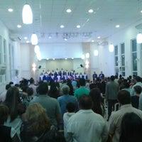 Photo taken at Igreja Presbiteriana de Vila Formosa by Mauricio D. on 12/8/2013