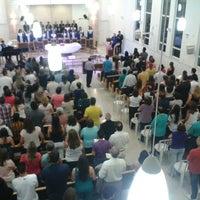 Photo taken at Igreja Presbiteriana de Vila Formosa by Mauricio D. on 11/3/2013