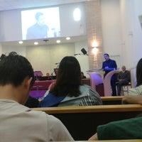 Photo taken at Igreja Presbiteriana de Vila Formosa by Mauricio D. on 10/27/2013