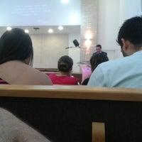Photo taken at Igreja Presbiteriana de Vila Formosa by Mauricio D. on 12/15/2013