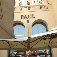 Photo taken at Paul Cafe by Leen A. on 4/15/2013