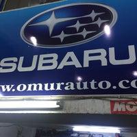 Photo taken at Omur Auto Subaru by MeHMeT Y. on 6/2/2016