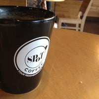 Photo taken at SPoT Coffee Transit Cafe by Peter N. on 12/6/2014