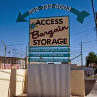 Exceptional ... Photo Taken At Access Bargain Storage By Barry R. On 6/30/2016 ...