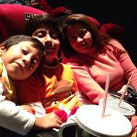 Photo taken at Cinemex by Richard S. on 12/28/2013