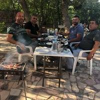 Photo taken at Havuz Başı Restaurant by Ahmet U. on 7/31/2018