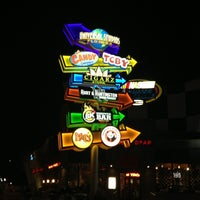 Photo taken at Universal CityWalk by Ashlee D. on 4/10/2013
