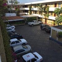 Photo taken at Hotel Azteca Inn by Chavo L. on 6/20/2016