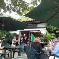 Photo taken at Café Botânica by Filipe L. on 4/1/2013