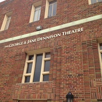Photo taken at University Theatre by Randi B. on 3/14/2013