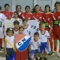 Photo taken at Club Nacional by Jessica R. on 1/21/2014