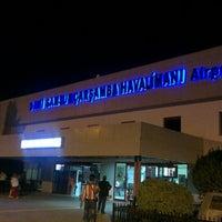 Photo taken at Samsun Çarşamba Airport (SZF) by Onur D. on 7/23/2013