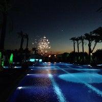10/3/2013 tarihinde Denis S.ziyaretçi tarafından Limak Atlantis De Luxe Hotel and Resort'de çekilen fotoğraf
