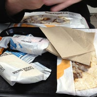Photo taken at Taco Bell by Jesse F. on 3/16/2013