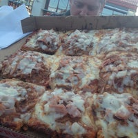 Photo taken at Mario's Pizza House by Jesse F. on 8/4/2013