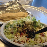 Photo taken at Chipotle Mexican Grill by Jesse F. on 1/16/2014