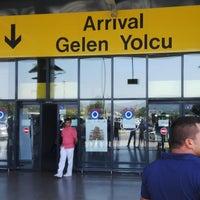 7/5/2013 tarihinde Uğur ilhami Ö.ziyaretçi tarafından Milas Bodrum Havalimanı (BJV)'de çekilen fotoğraf