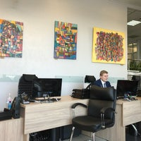 Photo taken at Dvbank by Ivan I. on 2/6/2018