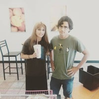 Photo taken at Planet Smoothie by Jazka Marie P. on 8/18/2015