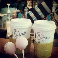 Photo taken at Starbucks by Jazka Marie P. on 6/12/2014