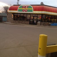 Photo taken at Get N Go by Carl G. on 4/16/2013
