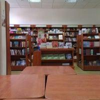 Photo taken at Книгарня «Є» by Roman B. on 7/28/2013