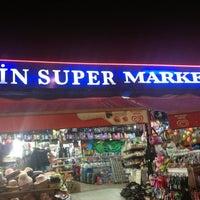 Photo taken at Pin Süper Market 7/24 by BuRi Y. on 8/12/2013