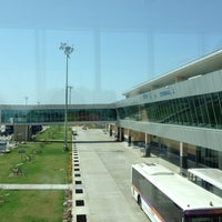 Photo taken at Chaudhary Charan Singh International Airport (LKO) by Aditya M. on 3/17/2013