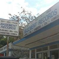 Photo taken at Basement Records by Glenn L. on 10/11/2013